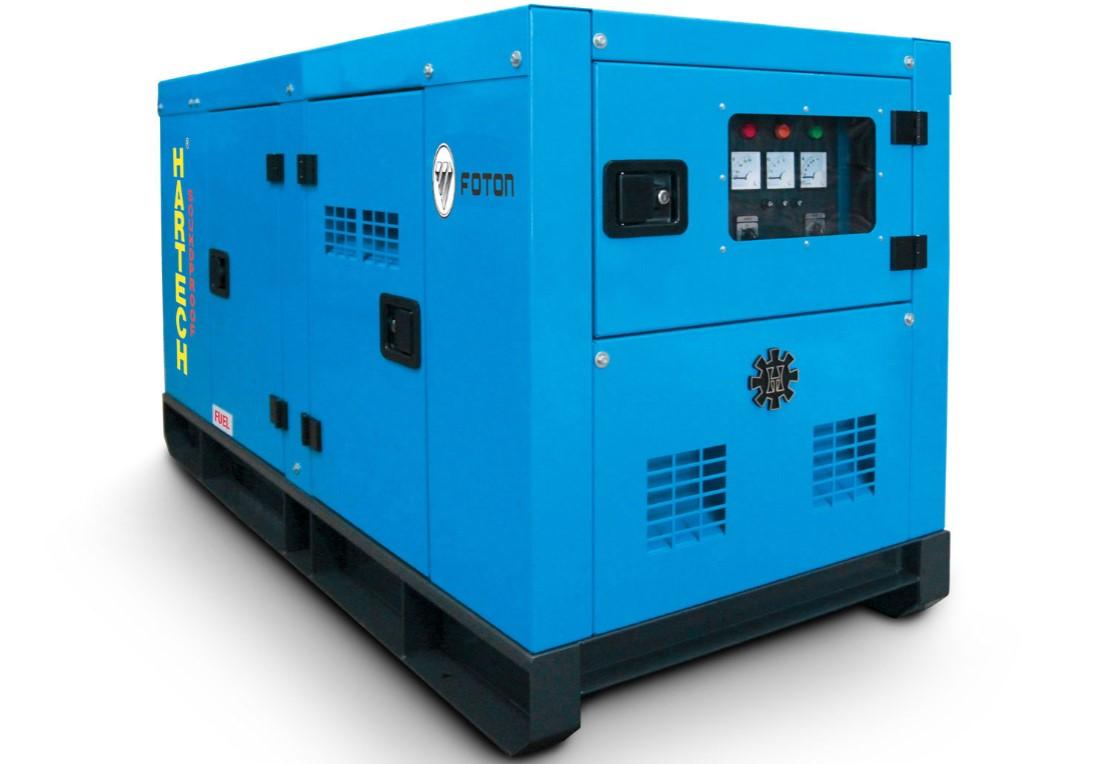 Generator Set Silent